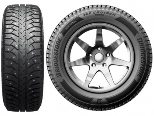 185/65 R15 BRIDGESTONE Ice Cruiser 7000S 88T