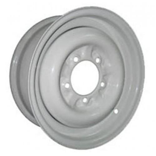 6.0x15 5/139.7 ET48 d98 Кременчуг (НИВА CHEVROLET) Серебристый металик - (207)